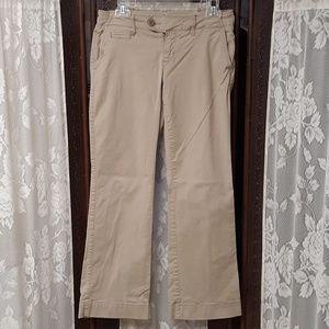American Eagle Classic Khaki Trousers